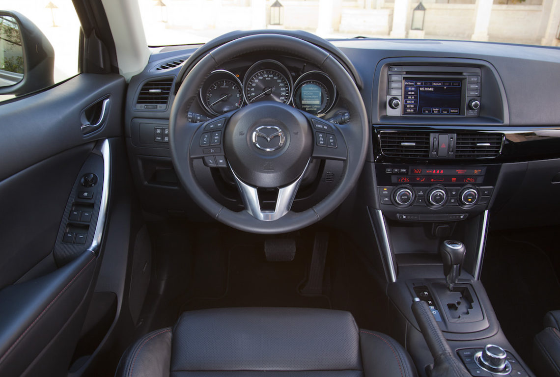 fahrbericht mazda cx 5 mit skyactiv technologie. Black Bedroom Furniture Sets. Home Design Ideas