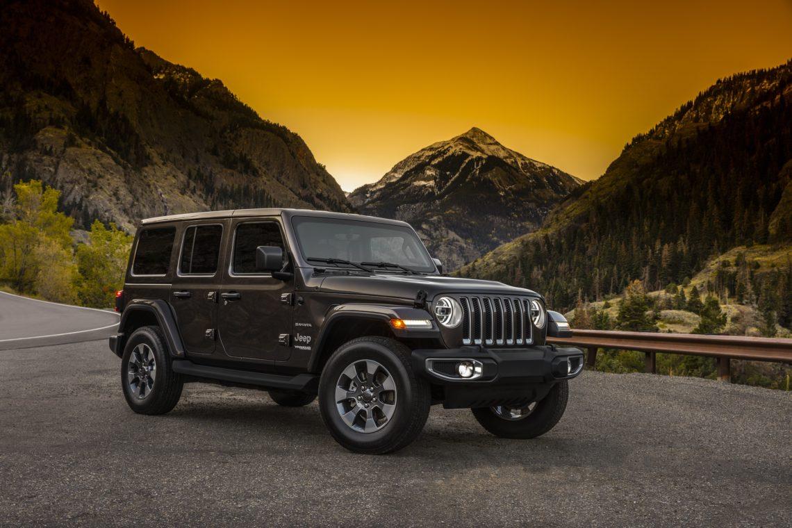 Jeep Wrangler Diesel >> Der neue Jeep Wrangler JL 2018: mehr Evolution als Revolution