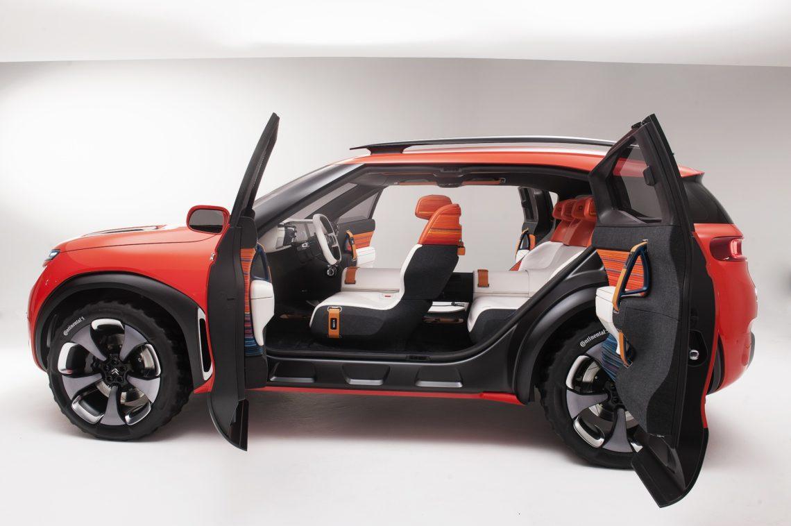 citroen aircross ein neues suv der franzosen. Black Bedroom Furniture Sets. Home Design Ideas