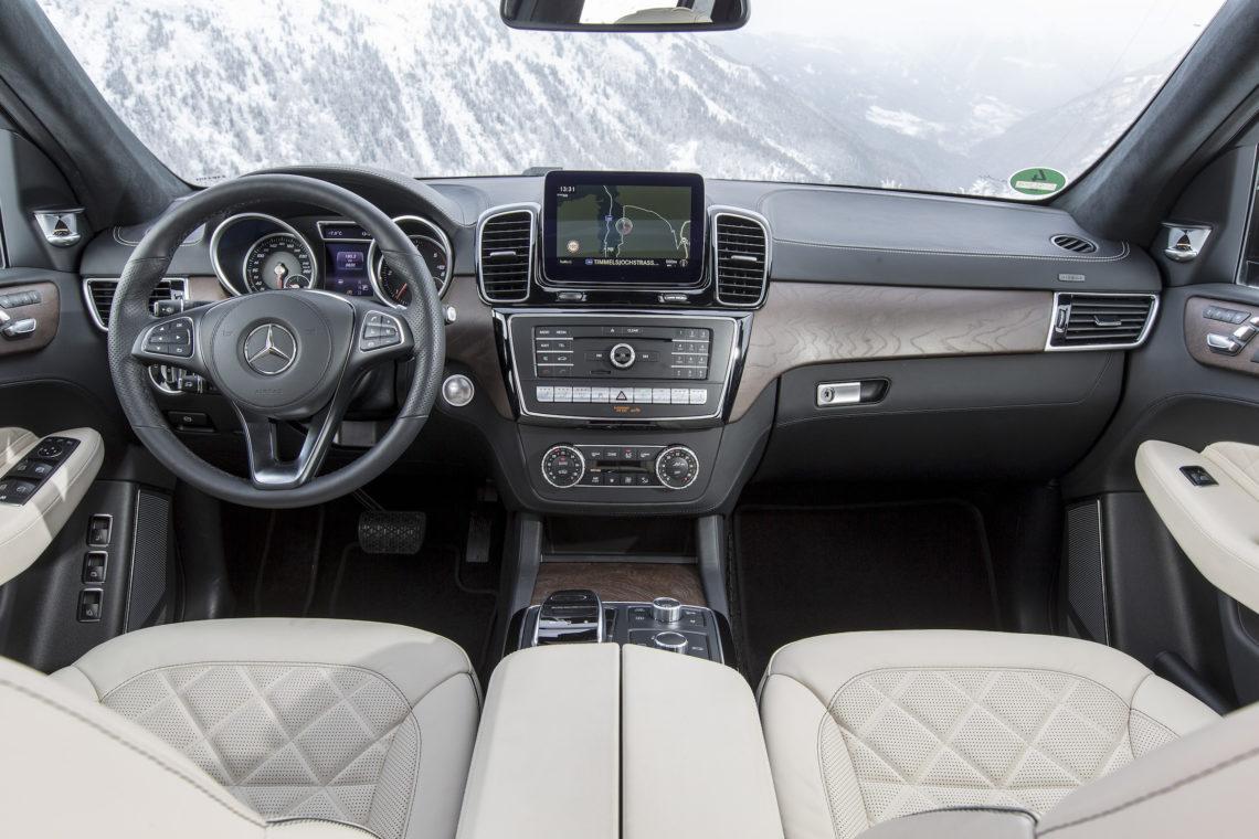 Mercedes Benz Gls Matic
