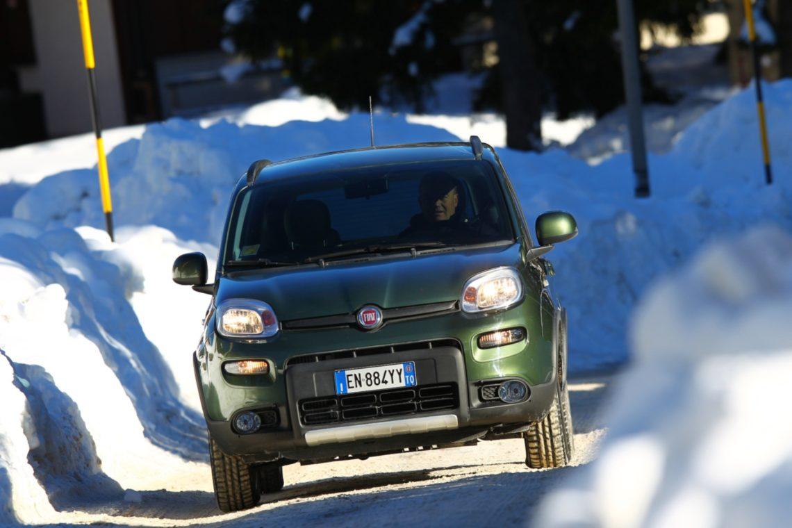 Budget Auto Parts >> 4x4Schweiz: 5 kleine Allradautos unter 20'000 Franken.
