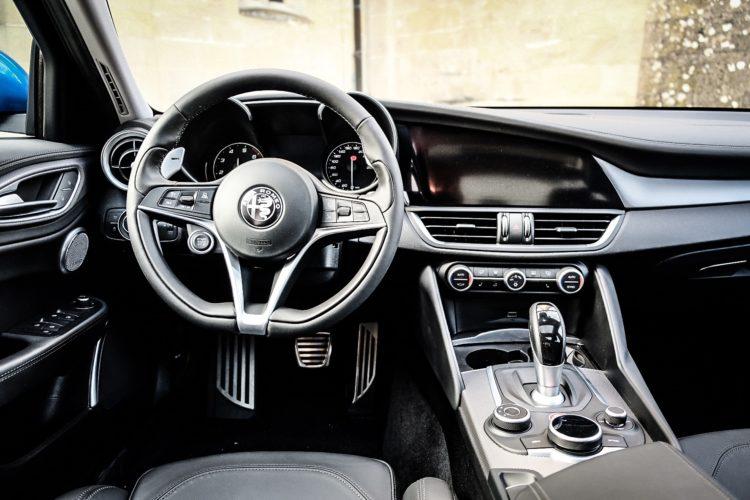 2018 Alfa Romeo Giulia >> Fahrbericht Alfa Romeo Giulia Q4 Veloce - Nie mehr allein mit Giulia