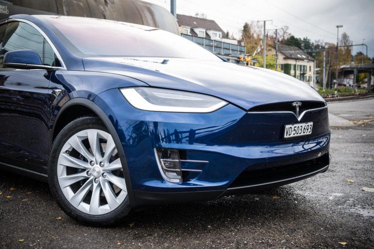 Fahrbericht Auf Raumpatrouille Mit Dem Tesla Model X 100d